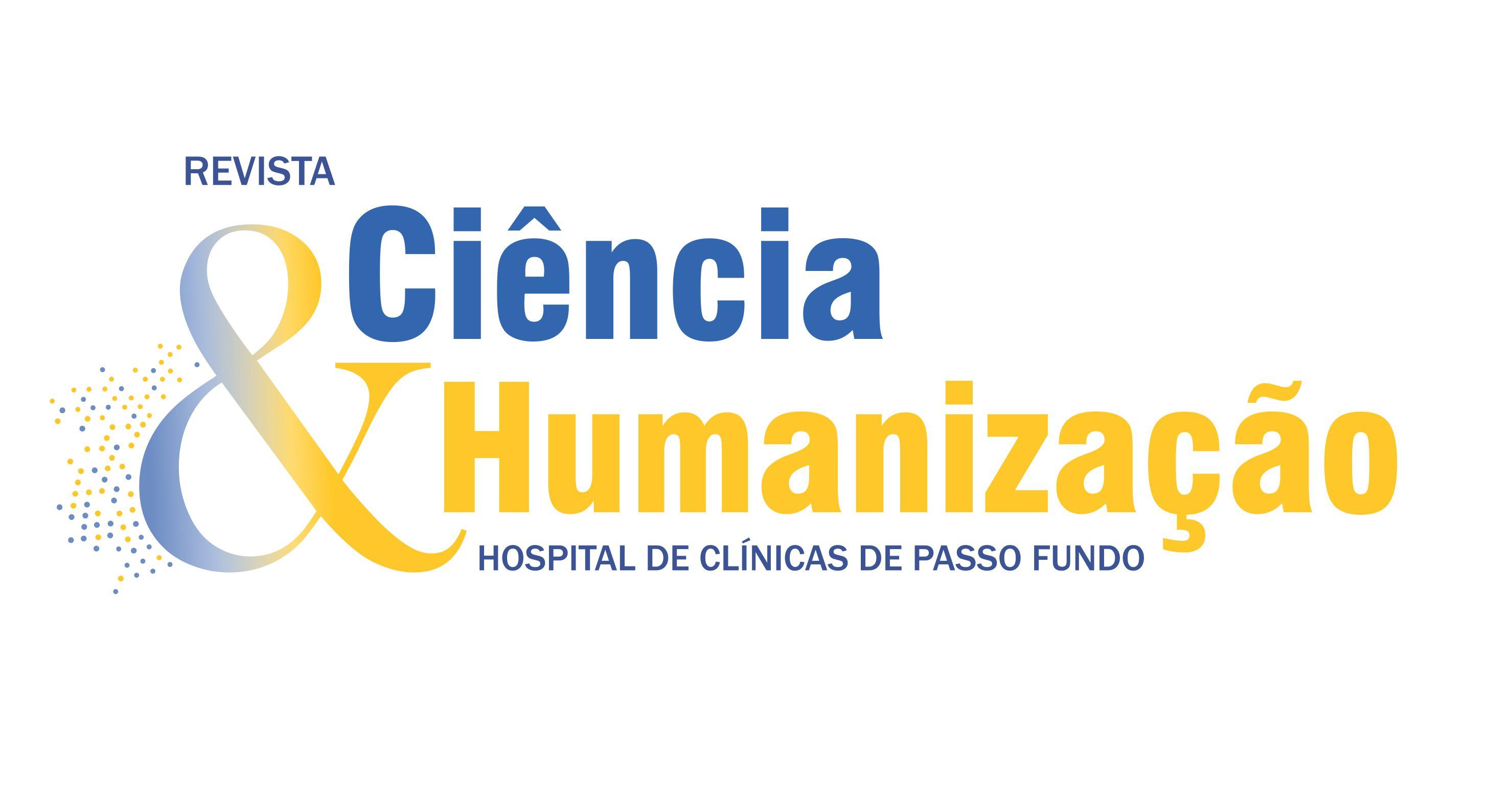 Logo da Revista Ciência & Humanização do Hospital de Clínicas de Passo Fundo